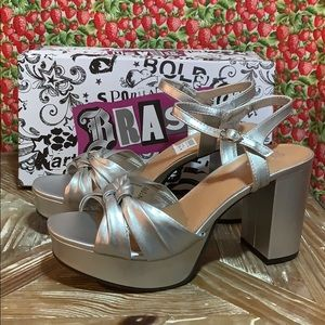 🆕 Silver BRASH Wedges